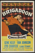 """Movie Posters:Musical, Brigadoon (MGM, 1954). One Sheet (27"""" X 41""""). Musical...."""