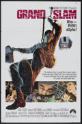 "Movie Posters:Action, Grand Slam (Paramount, 1968). One Sheet (27"" X 41""). Action...."