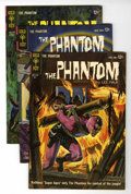 Silver Age (1956-1969):Adventure, Phantom File Copy Group (Gold Key, 1964-65) Condition: Average VF+.... (Total: 5 Comic Books)