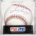 Autographs:Baseballs, Sandy Koufax Single Signed Baseball, PSA Mint 9. ...