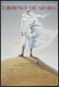 "Movie Posters:War, Lawrence of Arabia (Columbia, R-1989). One Sheet (27"" X 40"").War...."