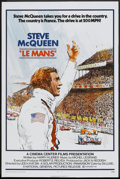 """Movie Posters:Sports, Le Mans (National General, 1971). One Sheet (27"""" X 41""""). Sports...."""