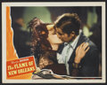 """Movie Posters:Romance, The Flame of New Orleans (Universal, 1941). Lobby Cards (3) (11"""" X 14""""). Romance.... (Total: 3 Items)"""