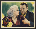 "Movie Posters:Romance, China Seas (MGM, 1935). Lobby Card (11"" X 14""). Romance...."