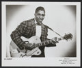 "Movie Posters:Rock and Roll, Bo Diddley Lot (Various, 1950s). Stills (3) (8"" X 10""). Rock andRoll.. ... (Total: 3 Items)"