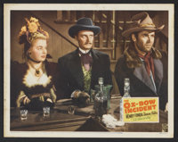 "The Ox-Bow Incident (20th Century Fox, 1943). Lobby Cards (4) (11"" X 14""). Western.... (Total: 4 Items)"