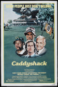 """Movie Posters:Comedy, Caddyshack (Orion, 1980). One Sheet (27"""" X 41""""). Comedy...."""