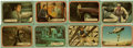 Non-Sport Cards:General, 1975 Donruss Six Million Dollar Man High-Grade Complete Set (66)...