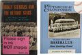 Autographs:Others, Signed Negro League Books Lot of 2....