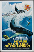 "Movie Posters:Documentary, Voyage to the Edge of the World (R.C. Riddell & Assoc., 1977). One Sheet (27"" X 41"") Flat-Folded. Documentary...."