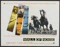 """Movie Posters:Sports, Wall of Noise (Warner Brothers, 1963). Half Sheet (22"""" X 28""""). Sports...."""