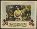 """Movie Posters:Romance, Burning the Wind (Universal, 1929). Lobby Cards (2) (11"""" X 14""""). Romance.... (Total: 2 Items)"""