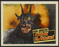 "Movie Posters:Horror, Curse of the Demon (Columbia, 1957). Lobby Card (11"" X 14"").Horror...."