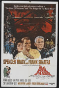 "Movie Posters:Adventure, The Devil at 4 O'Clock (Columbia, 1961). One Sheet (27"" X 41""). Adventure...."