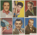 "Non-Sport Cards:General, 1953 Topps ""Who-Z-at Star"" Complete Set (80). ..."