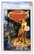 Bronze Age (1970-1979):Horror, Tower of Shadows #4 (Marvel, 1970) CGC NM- 9.2 White pages....