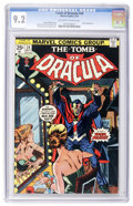 Bronze Age (1970-1979):Horror, Tomb of Dracula #24 (Marvel, 1974) CGC NM- 9.2 Off-white to whitepages....