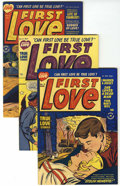 Golden Age (1938-1955):Romance, First Love Illustrated File Copy Group (Harvey, 1951-52) Condition:Average VF+.... (Total: 9 Comic Books)