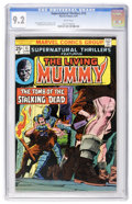 Bronze Age (1970-1979):Horror, Supernatural Thrillers #13 (Marvel, 1975) CGC NM- 9.2 Whitepages....