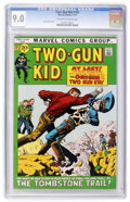 Bronze Age (1970-1979):Western, Two-Gun Kid #101 (Marvel, 1971) CGC VF/NM 9.0 Off-white to white pages....