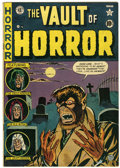 Golden Age (1938-1955):Horror, Vault of Horror #17 (EC, 1951) Condition: FN....