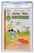 Bronze Age (1970-1979):Cartoon Character, Richie Rich Success Stories #78 (Harvey, 1977) CGC NM+ 9.6 Whitepages....