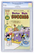Bronze Age (1970-1979):Humor, Richie Rich Success Stories #77 (Harvey, 1977) CGC NM+ 9.6 Whitepages....