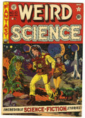 Golden Age (1938-1955):Science Fiction, Weird Science #10 (EC, 1951) Condition: VF-....