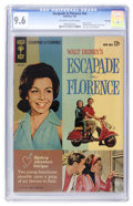 Silver Age (1956-1969):Adventure, Movie Comics: Escapade in Florence #nn - File Copy (Gold Key, 1963) CGC NM+ 9.6 Off-white to white pages....