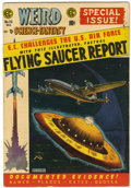 Golden Age (1938-1955):Science Fiction, Weird Science-Fantasy #26 (EC, 1954) Condition: VG+....