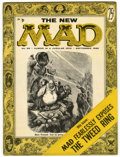 Magazines:Mad, Mad #25 (EC, 1955) Condition: VG/FN....