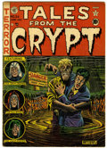 Golden Age (1938-1955):Horror, Tales From the Crypt #24 (EC, 1951) Condition: GD/VG....