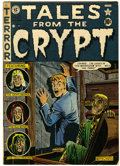Golden Age (1938-1955):Horror, Tales From the Crypt #23 (EC, 1951) Condition: VG+....