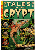 Golden Age (1938-1955):Horror, Tales From the Crypt #40 (EC, 1954) Condition: FN+....