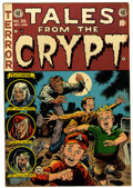 Golden Age (1938-1955):Horror, Tales From the Crypt #39 (EC, 1953) Condition: FN+....