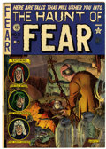 Golden Age (1938-1955):Horror, Haunt of Fear #11 (EC, 1952) Condition: VG....