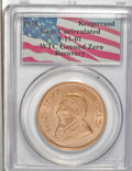 1978 krugerrand South Africa Gem Uncirculated PCGS. 9-11-01 Wtc Ground Zero Recovery. PCGS Population (0/0). NGC Census:...