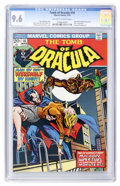 Bronze Age (1970-1979):Horror, Tomb of Dracula #18 (Marvel, 1974) CGC NM+ 9.6 Off-white to whitepages....