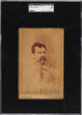 Baseball Cards:Singles (Pre-1930), 1886 Jim O'Rourke Cabinet Photograph by Joseph Wood....