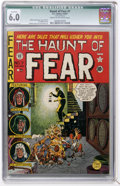 Golden Age (1938-1955):Horror, Haunt of Fear #7 (EC, 1951) CGC Qualified FN 6.0 Cream to off-whitepages....