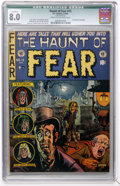 Golden Age (1938-1955):Horror, Haunt of Fear #12 (EC, 1952) CGC Qualified VF 8.0 Cream tooff-white pages....