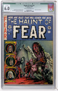 Golden Age (1938-1955):Horror, Haunt of Fear #14 (EC, 1952) CGC Qualified FN 6.0 Cream tooff-white pages....