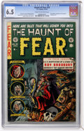 Golden Age (1938-1955):Horror, Haunt of Fear #18 (EC, 1953) CGC FN+ 6.5 Cream to off-whitepages....