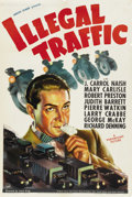 "Movie Posters:Crime, Illegal Traffic (Paramount, 1938). One Sheet (27"" X 41"")...."