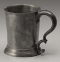 Military & Patriotic:Civil War, Pewter Mug Inscribed to Captain Grayson 8th Virginia- Killed At Gettysburg. Captain Alexander Grayson of the 8th Virginia In...