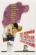 "Movie Posters:Sports, The Hustler (20th Century Fox, 1961). One Sheet (27"" X 41""). ..."
