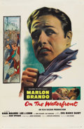"Movie Posters:Drama, On the Waterfront (Columbia, 1954). One Sheet (27"" X 41""). ..."