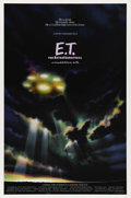 "Movie Posters:Science Fiction, E.T. The Extra-Terrestrial (Universal, 1982). One Sheet (27"" X 41"")Advance. ..."