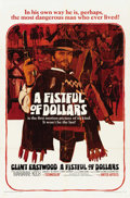 "Movie Posters:Western, A Fistful of Dollars (United Artists, 1967). One Sheet (27"" X 41"")...."