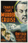 "Movie Posters:Mystery, Charlie Chan's Murder Cruise (20th Century Fox, 1940). One Sheet(27"" X 41"")...."
